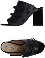 Emilio Pucci Sandals - Item 11310646