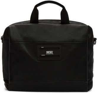 Diesel Black D-Subtoryal Briefcase