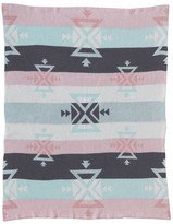 Lolli Living Sparrow Aztec Knitted Cotton Blanket