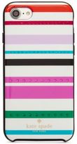 Kate Spade Jeweled Fiesta Stripe iPhone 6/7 Case
