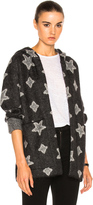 Saint Laurent Oversize Star Sweater