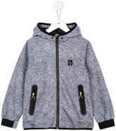 DKNY hooded jacket - kids - Polyester - 4 yrs
