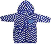 Neat Solutions Whale Hooded Fleece Bath Robe