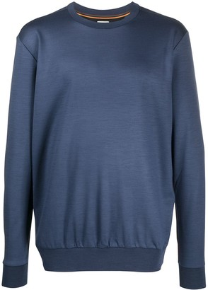 Paul Smith Side Striped Sweatshirt