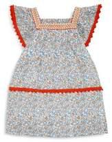 Roberta Roller Rabbit Toddler's, Little Girl's & Girl's Floral Voile Dress