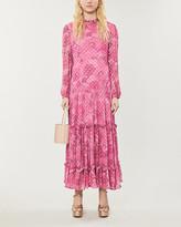 Rixo Becky floral-print crepe maxi dress