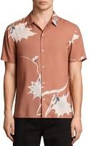AllSaints Mokapu Slim Fit Button-Down Shirt