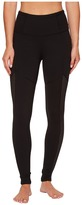 Lucy To The Barre Textured Leggings Women's Workout