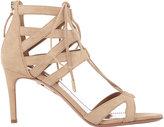 Aquazzura Women's Beverly Hills Sandals-NUDE
