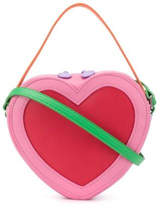 Stella McCartney Heart-Shaped Shoulder Bag