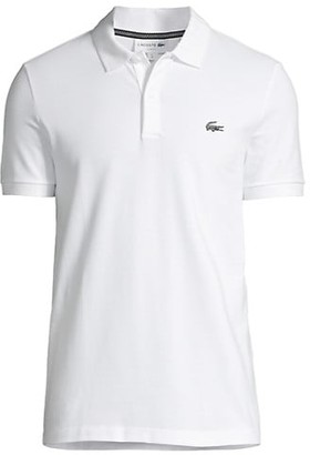 Lacoste Solid Lifestyle Polo T-Shirt