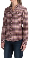 Columbia Simply Put II Flannel Shirt - Long Sleeve (For Women)