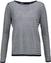 Line Kieran striped linen sweater