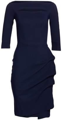 Chiara Boni Kate Boatneck Dress