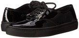 The Kooples Sneakers in Coated Leather