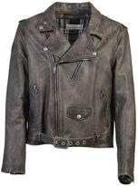 Golden Goose Deluxe Brand Vintage Biker Jacket