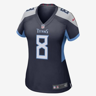 Nike Women's Game Football Jersey NFL Tennessee Titans (Marcus Mariota)