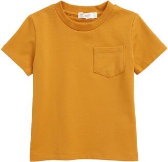 Miles baby Pocket T-Shirt