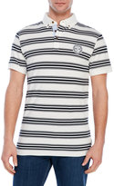 Moods of Norway Leiv Striped Piqué Polo