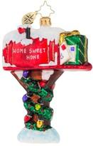 Christopher Radko Holly Day Mail Ornament
