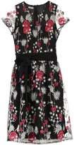 Wal G Summer dress red