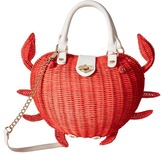Betsey Johnson Crab Calloway Crossbody Cross Body Handbags