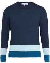 Orlebar Brown Lucas crew-neck wool sweater