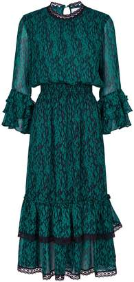 MISA Los Angeles Printed Gordana Dress