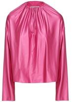 Balenciaga Satin blouse