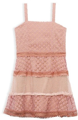 Bardot Junior Girl's Kristen Lace Dress