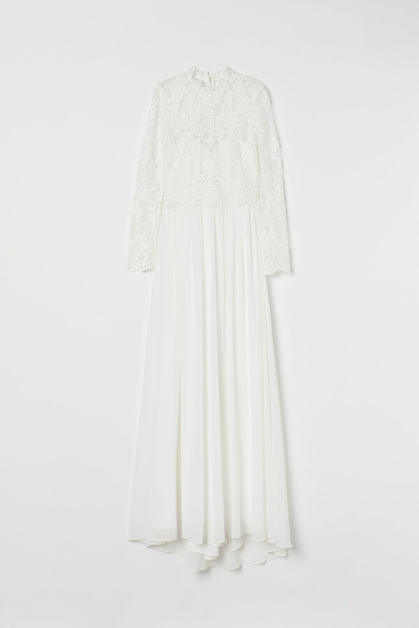 Thumbnail for your product : H&M Lace wedding dress