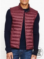 Hackett Reversible Down Gilet