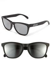 Oakley Women's 57Mm Polarized Sunglasses - Matte Black/ Iridium Polarized