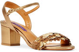 Ralph Lauren Polena Leather Sandal