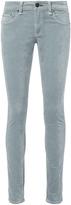 Rag & Bone Steel Velvet Skinny Jeans