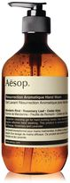Aesop Aēsop 16.9oz Resurrection Hand Wash