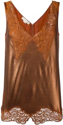 Stella McCartney 'Anastasia' v-neck lace camisole
