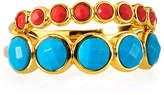 Gorjana Gypset Gemstone Rings, Set of 2, Size 6