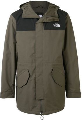 The North Face City Breeze hooded coat