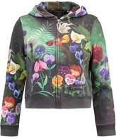 Marc by Marc Jacobs Hooded Printed Cotton-Jersey Jacket