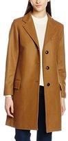 Gloverall Women's Chesterfield W Coat,(Manufacturer Size:Medium)