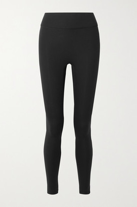 All Access Center Stage Stretch Leggings - Black