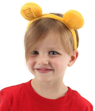 Elope Masks and Headgear Peach - Winnie the Pooh Ears Headband