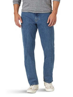Wrangler Authentics Men's Big & Tall Relaxed Fit Jean