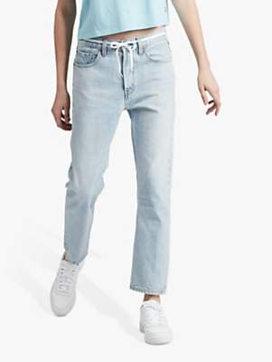 Levi's 501 Original Cropped Jeans, Montgomery Baked