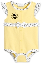 First Impressions Bee Snap-Up Bodysuit, Baby Girls (0-24 months)