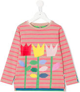 Stella McCartney tulip print Rock T-shirt