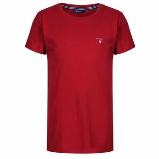 Gant Boy's D1. The Original Ss T-Shirt