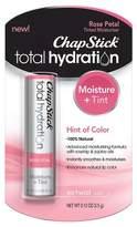 ChapStick® Total Hydration Moisture + Tint Lip Balm - Rose Petal - 0.12oz