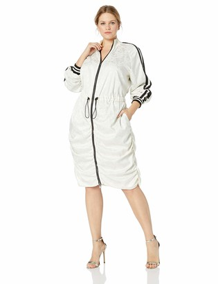 Rachel Roy Women's Plus Size Shawna Anorak